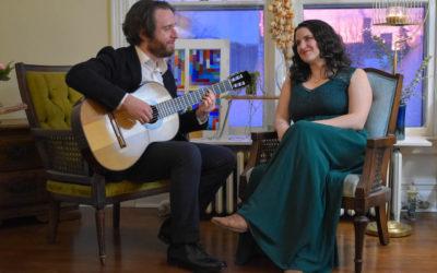Estelí Gomez & Colin Davin